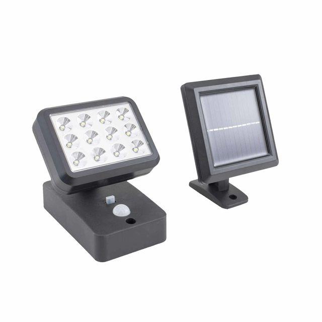 lampe solaire detecteur de mouvement pas cher design de maison design de maison. Black Bedroom Furniture Sets. Home Design Ideas