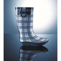 Walk-Maxx - Bottes en caoutchouc très tendance - Semelles arrondies spéciales fitness -taille 36