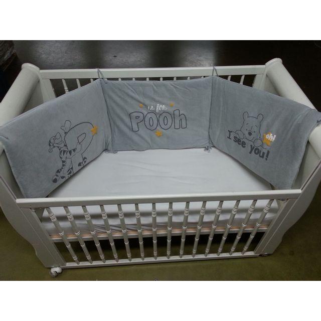 7e5bf80acf42b CARREFOUR BABY - Tour de lit bébé Peek a boo Winnie - pas cher Achat ...