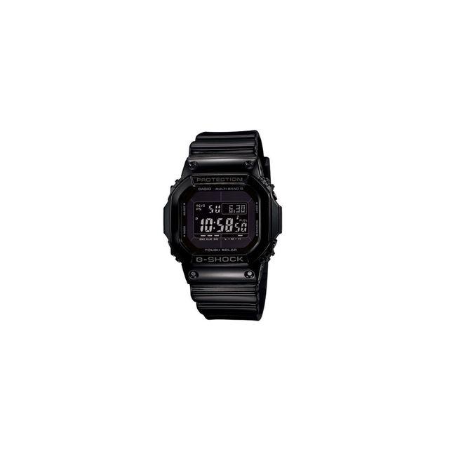 check-out b7b04 4fd5d Montre G-Shock Noir Brillant GW-M5610BB-1ER GW-M5610BB-1ER