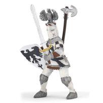 Papo - Figurine Chevalier blanc au cimier