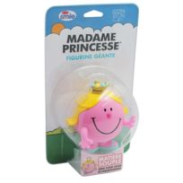 Aby Smile - Figurine Monsieur Madame : Mme Princesse