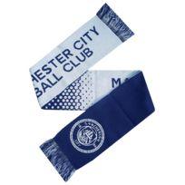 315a2900aaacc Manchester City Fc - Écharpe de foot officielle Taille unique, Bleu/Blanc  Utsg8092
