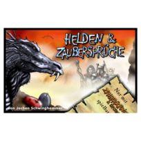 Adlung Spiele - Z&D Erw.: Helden & Zauber