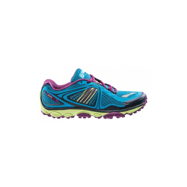 Brooks - Women Puregrit 3 Turquoise - 37 1/2 - pas cher Achat / Vente Chaussures running
