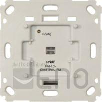 eQ-3 - HomeMatic 103020 Funk-Dimmaktor 1-fach für Markenschalter Hm-lc-dim1TBU-FM