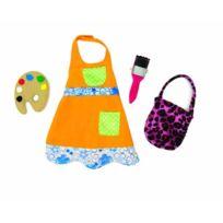 Manhattan Toy - 140370 - PoupÉE Et Mini-poupÉE - Groovy Girls - Awesome Artist