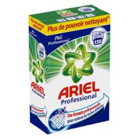Ariel - Lessive poudre Professional - Baril 130 doses