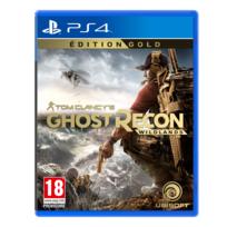 UBISOFT - GHOST RECON WILDLANDS - ÉDITION GOLD - PS4