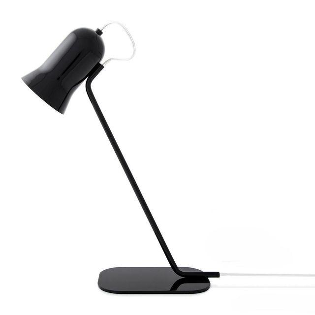 Lo Editions - Angly - Lampe à poser Métal Noir H43,5cm