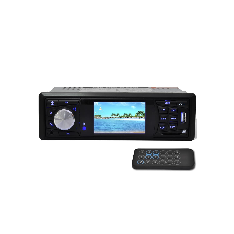 Vidaxl - Auto radio écran Lcd Usb 1 Din lecteur Mp3 Mp5 simple 3