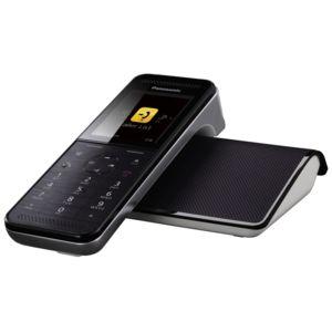 PANASONIC - Téléphone fixe sans fil avec répondeur KX-PRW120