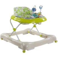 Sun Baby - Trotteur interactif avec sons et lumières bébé 6-12 mois   Vert