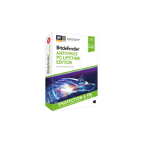 BITDEFENDER - Antivirus PC Lifetime Edition