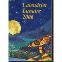 Calendrier Lunaire Notre Temps 2019.Calendrier Lunaire 2006