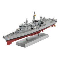 Revell - Maquette bateau militaire : German Frigate Class F122