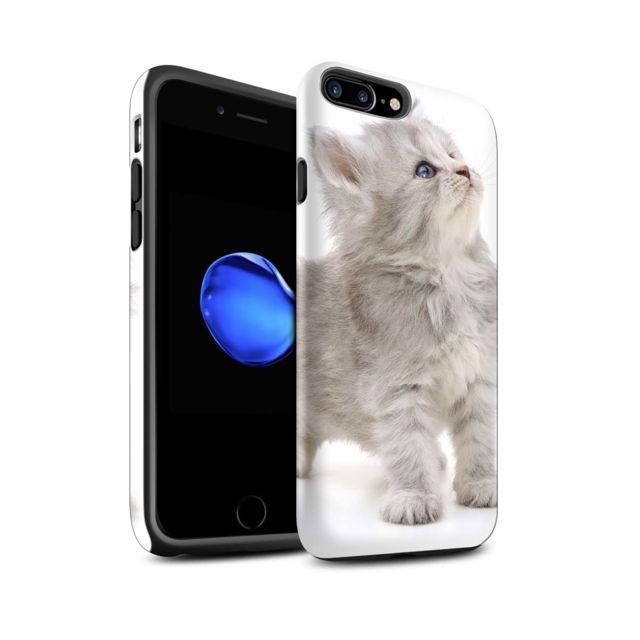 coque iphone 7 plus chaton