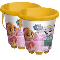 Unice Toys - Seau Vide Pat Patrouille Pour Fille Modèle Aléatoire