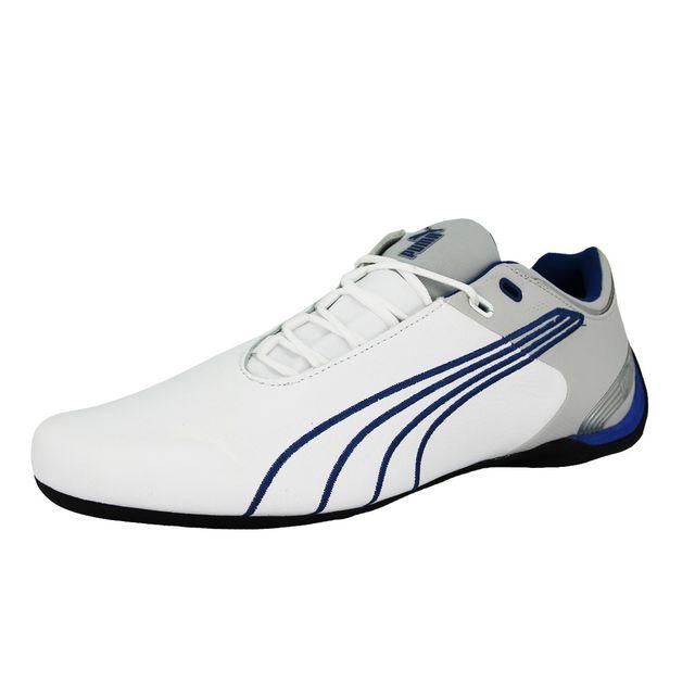 Chaussures Cat Weave Sneakers Homme Blanc M2 Mode Future Cuir Puma wkO0P8n