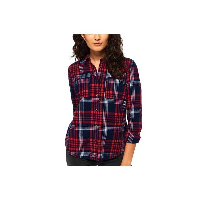 Shirt Achat Lumberjack Xt Pas Superdry Chemise Vente Cher wO0k8nP