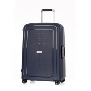 Valise rigide Samsonite S'Cure 75 cm Dark Blue bleu