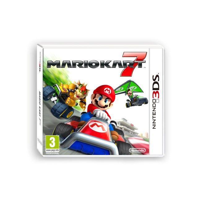 NINTENDO - MARIO KART 7 - 3DS