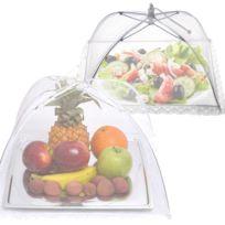 Chevalier Diffusion - Westmark - Cloche à nourriture parapluie moustiquaire 34 x 34 cm