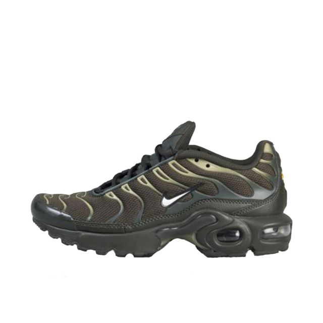 d4511b8856dc4 Nike - Basket Air Max Plus Junior - Ref. 655020-301 - pas cher Achat ...
