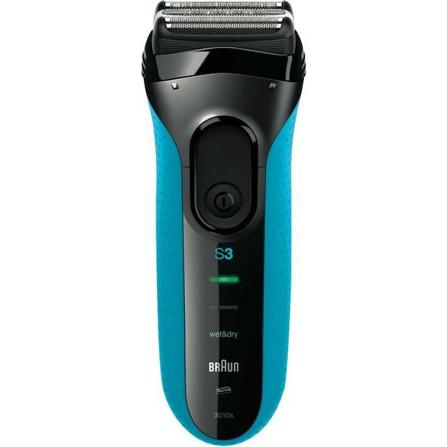 BRAUN Rasoir électrique Séries 3 3010s