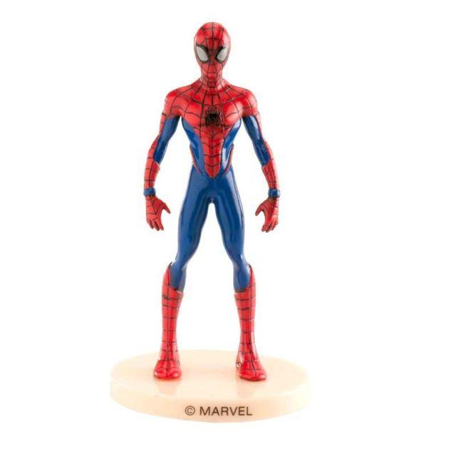Sans Figurine Pvc Personnage Spider Man Marvel Disney Déco