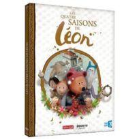 Folimage - Les Quatre saisons de Léon : Les aventures médiévales de Léon, Mélie, Boniface et Pougne