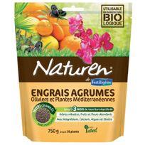 Naturen - Engrais agrumes, plantes méditerranéennes Boîte 750g