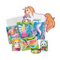 Orb Factory - Mosaïque au numéro Sticky Mosaics : Collector's Set 10e anniversaire