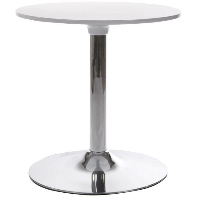 KOKOON DESIGN Table d'appoint ronde Mars