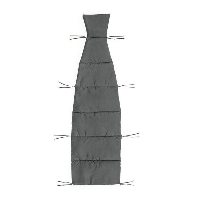 BLUMFELDT Dahlia Cushion Grey Coussin pour chaise longue à bascule - anthracite