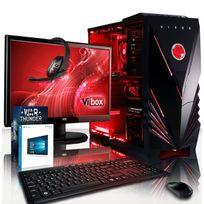 Vibox - Processeur Apu Cpu Dual Core Amd A4 - Carte Graphique Nvidia Gtx 1050 2 Go - 8 Go Ram - Disque Dur 2 To - Windows 10
