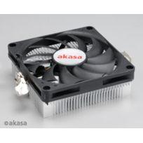 Akasa - Kit Radiateur + Ventilateur Cpu - Low Profile - Pwm - Ak-cc1101EP02 - Amd