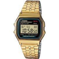 Casio - Montre homme o? femme Reloj Digital Chapado A159WGEA-1EF