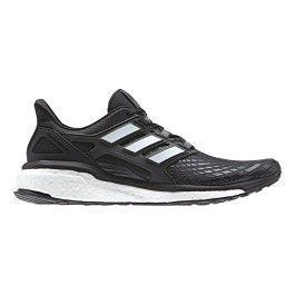 newest d6999 4e7aa Adidas - Chaussures adidas Energy Boost noir blanc