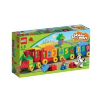 Duplo - Lego 10558 Le train des chiffres brique