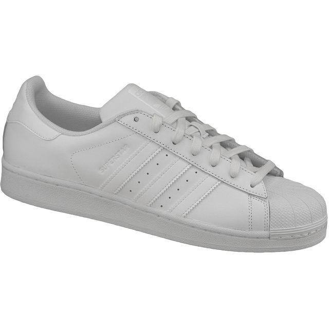 Adidas Superstar Foundation B27136 Blanc pas cher Achat