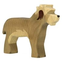 Holztiger - 80061 - Figurine - Chien Bobtail