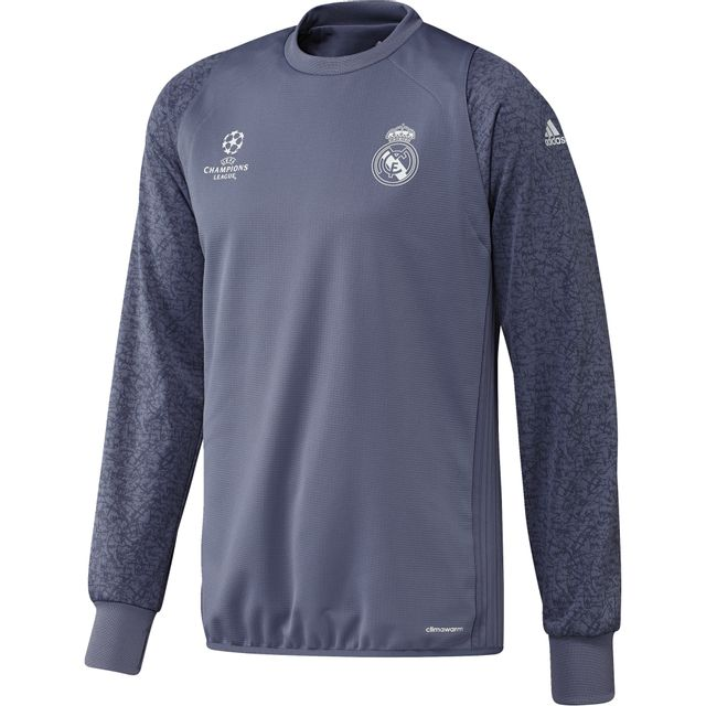 Adidas - Training top Ucl Real Madrid 2016 2017 - pas cher Achat ... 962b7760c78c0