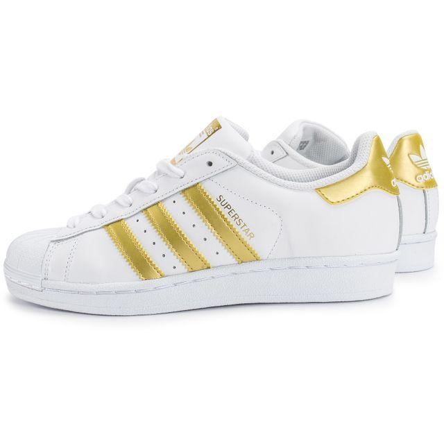 Adidas originals Superstar Foundation Gold pas cher