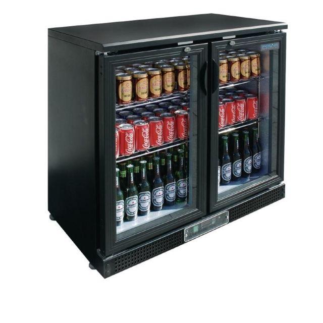 polar arri re bar r frig r 182 bouteilles pas cher achat vente cave vin rueducommerce. Black Bedroom Furniture Sets. Home Design Ideas