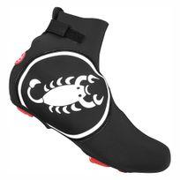Castelli - Couvre-chaussure Diluvio Neoprene noir scorpion noir
