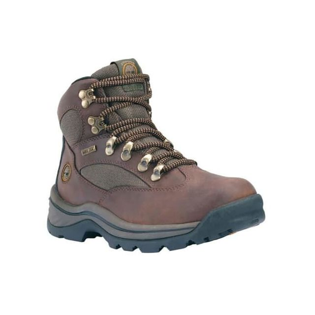 Timberland - Bottes Chocorua Trail Gtx marron femme - pas cher Achat ... 46be48e60f5