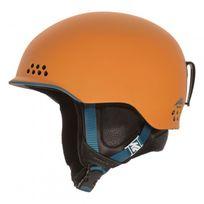 K2 - Casque De Ski / Snow Rival Orange Homme