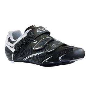 Northwave - Chaussures Sonic Srs Noires Et Blanches Chaussures de vélo  route 40