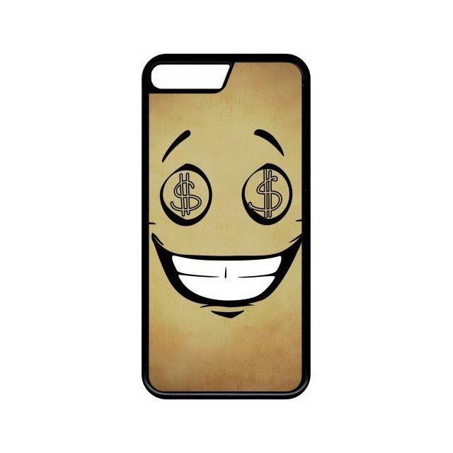 coque iphone 8 plus smiley